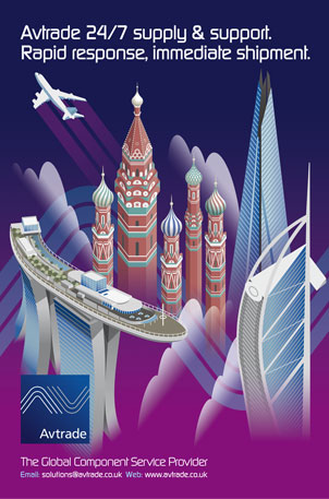 Online Advertising for Avtrade inc Magazine Graphic Designs