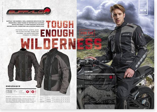 Clothing Catalogue Design Printing Fowlers