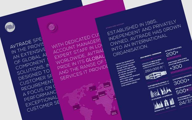 Company Brochure Design Avtrade