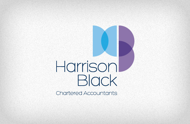 Company Branding and Logo Design for Harrison Black