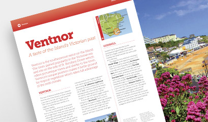 Tourism Guides Design and Printing