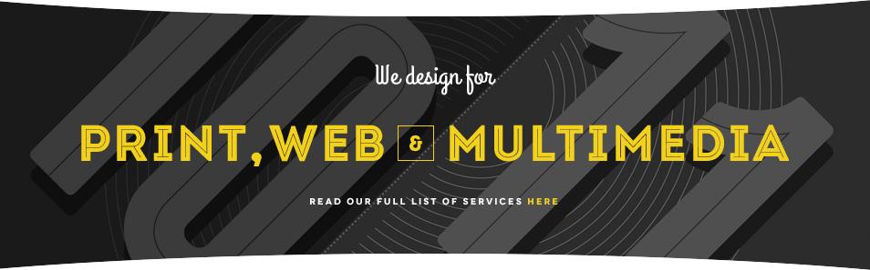 Print Web Multimedia