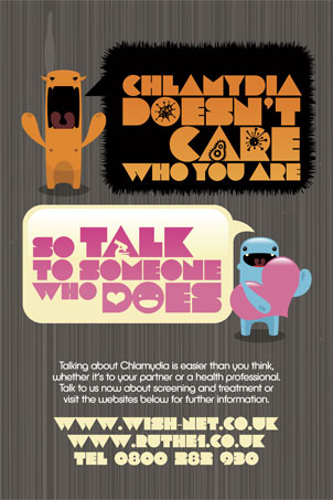 nhs marketing campaign poster designs for health promotion by pepper