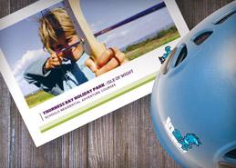 In2action Adventure Brochure Design Portfolio Thumbnail