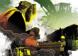 Annual Report Design Portfolio Thumbnail
