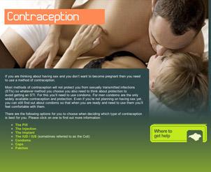 NHS Web Promotion Designs