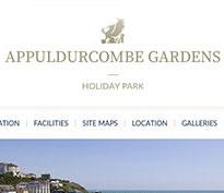 Appuldurcombe Gardens Holiday Park Design Thumbnail