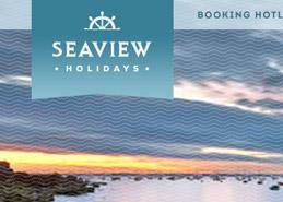 Holiday Centre Website Design Portfolio Example Thumbnail