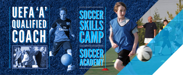 Website Design and Build for Football Skills Camp