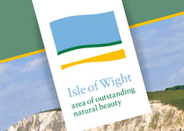Isle of Wight AONB website design and build