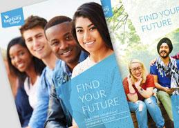 Prospectus designs for Schools & colleges
