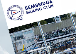 Bembridge Sailing Club Website Design Portfolio Example Thumbnail