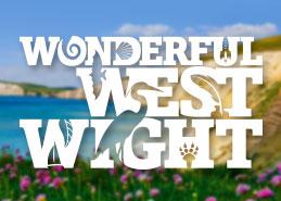West Wight Landscape Partnership Branding And Logo Design