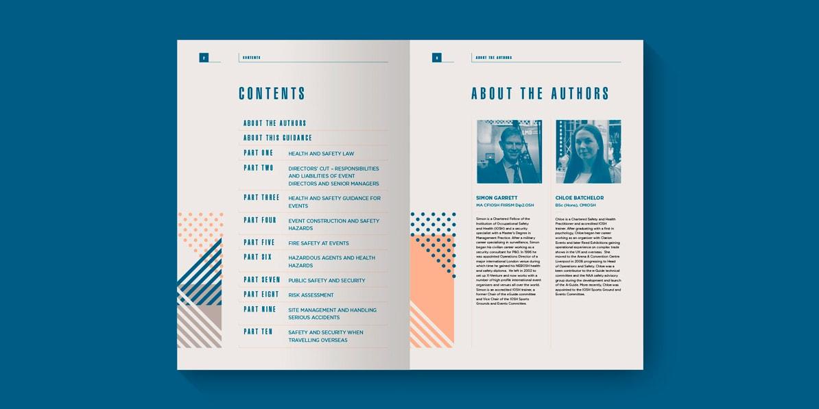 X-venture handbook design