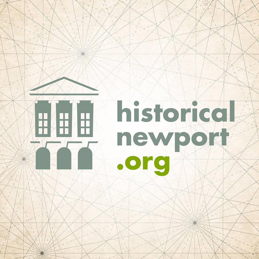 Heritage brand design Historic Newport