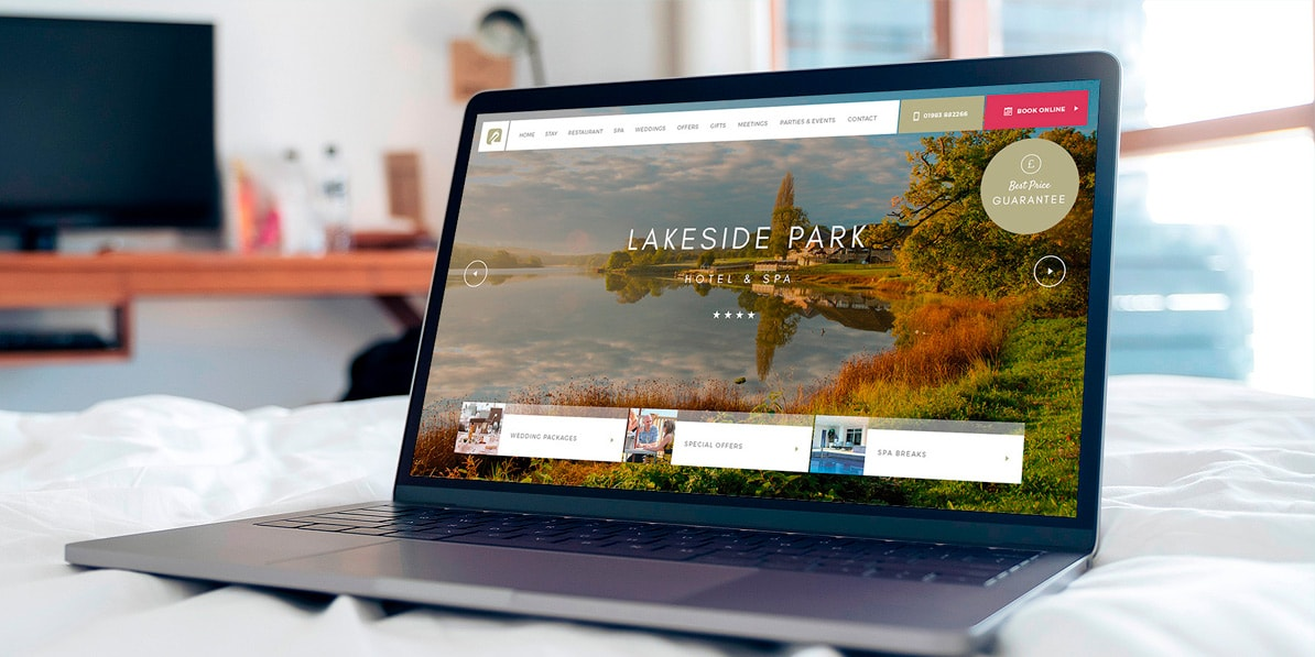 Web designs for Luxury hotels