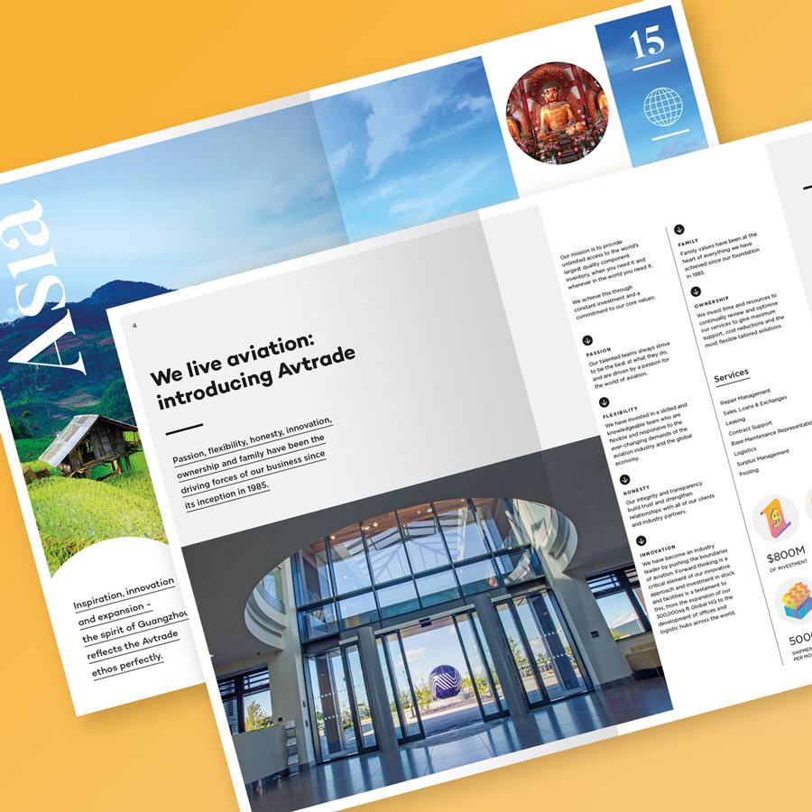 Top corporate brochure designs