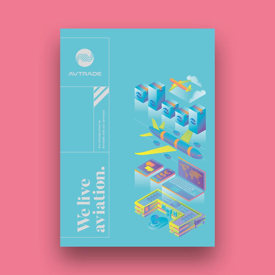 Design agency design services example Avtrade